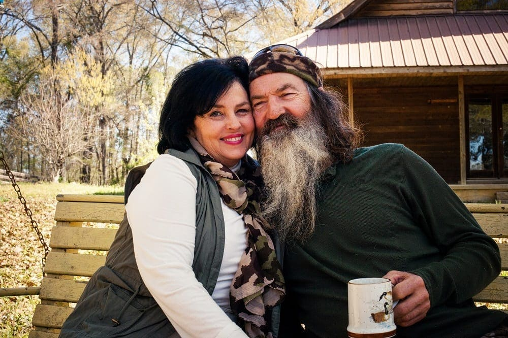 Image result for kay phil robertson