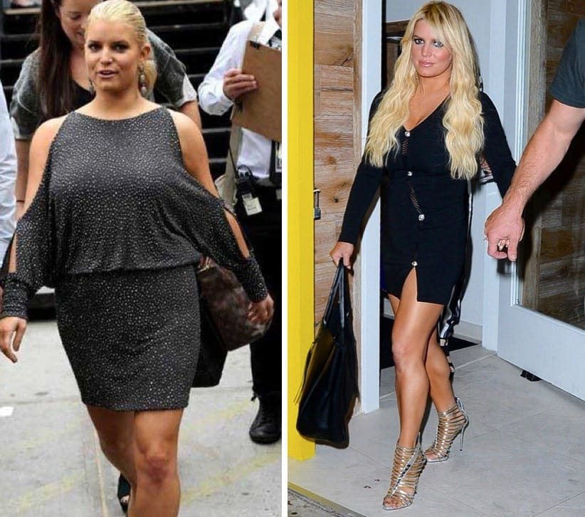Celebrity weight loss transformations eternallifestyle 6 publicscrutiny Images