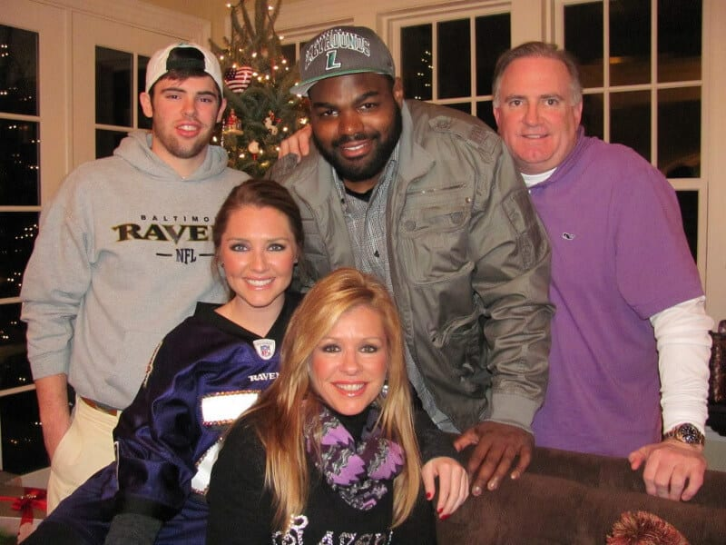 """The Real Story Behind The """"Blind Side"""" 
