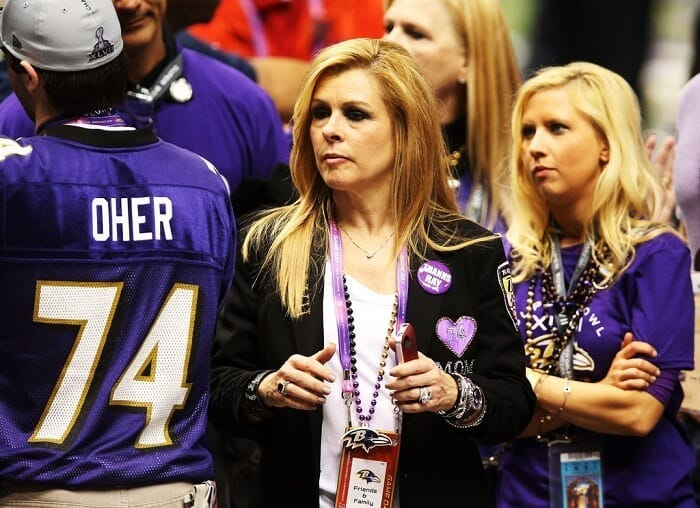 leigh anne tuohy and michael oher relationship