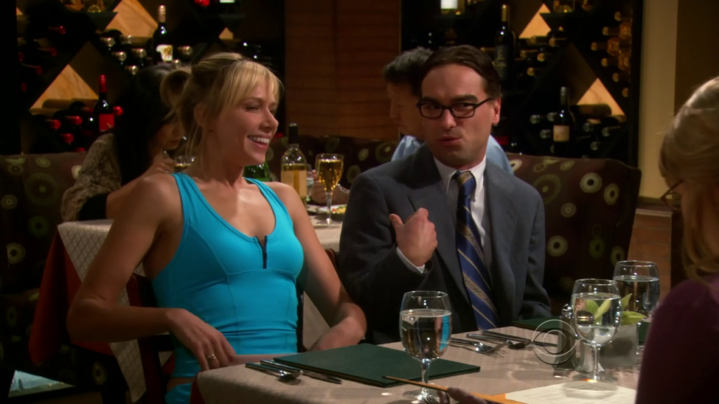 Leonard dating bernadette
