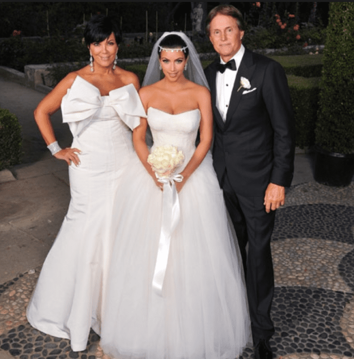 Celebrity wedding dress fails you have to see eternallifestyle well a lot has changed since then ahem bruce now being kaitlyn and now she has gone from reality star to a list celeb junglespirit Gallery