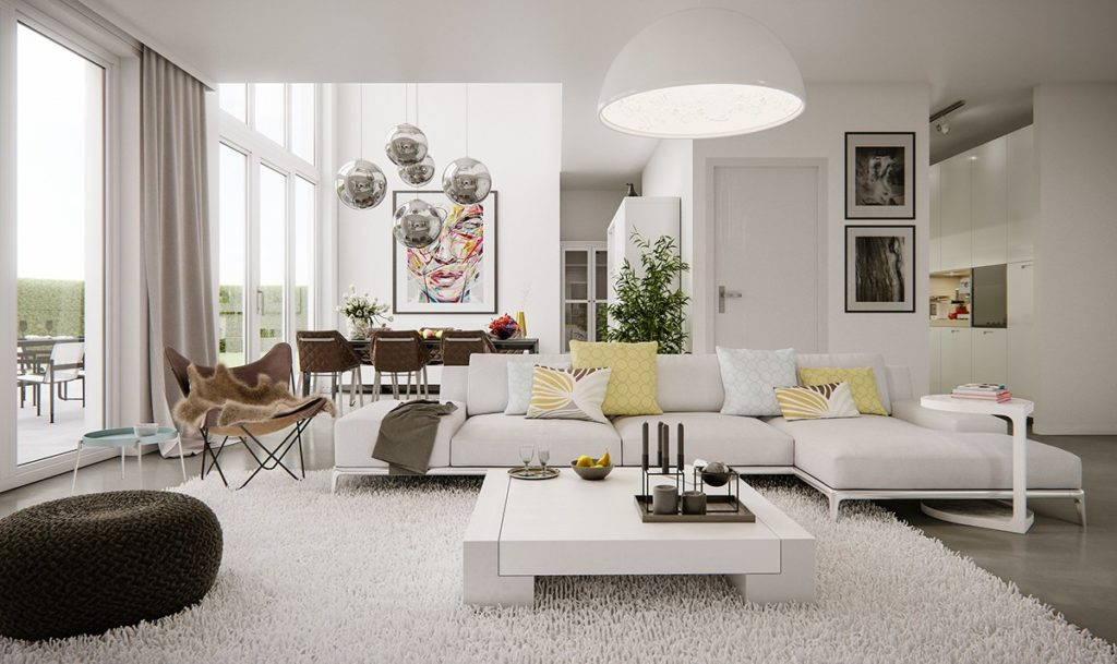 living room-interiors inspiration for summer
