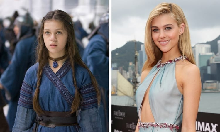 nicola peltz before and after