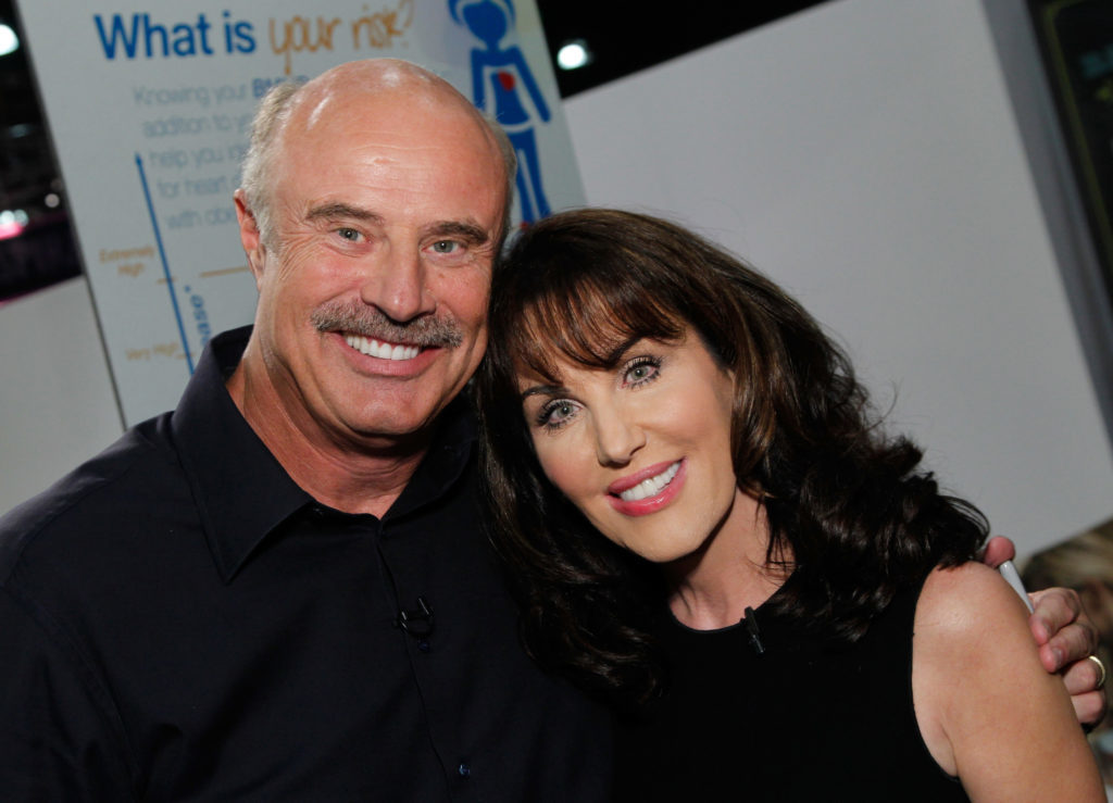 Dr  Phil's Wife Receives An Unexpected Revelation
