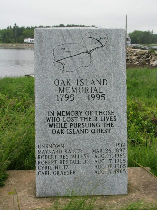 Have These Two Brothers Cracked The 220-Year-Old Oak Island Mystery