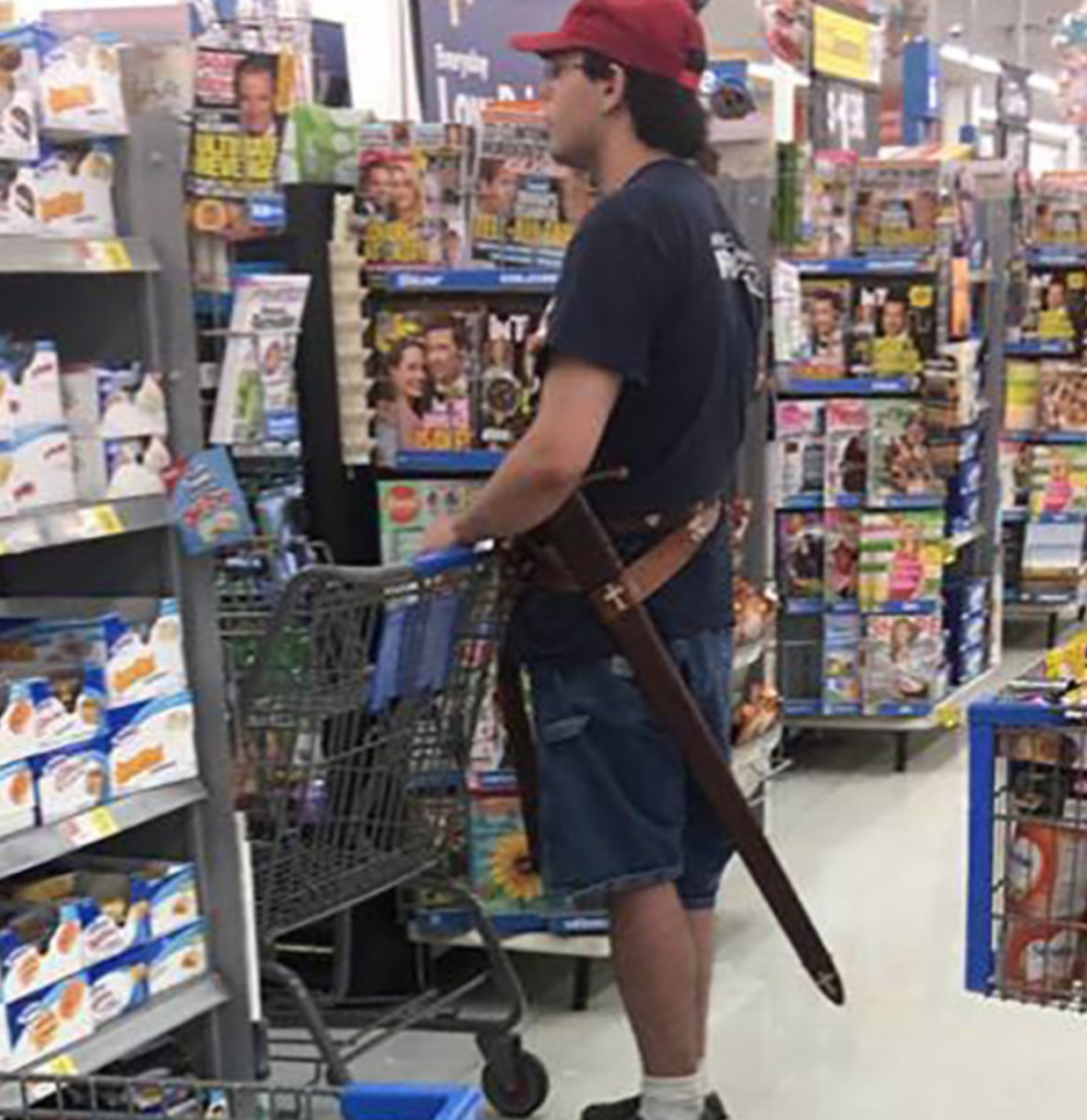 You'll Never Believe These Outrageous Walmart Fails ... Outrageous Outfits On Walmart Shoppers