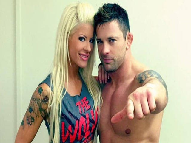 Angelina love dating cody rhodes
