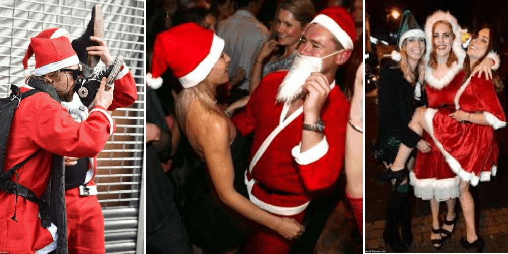 funniest office holiday party fails