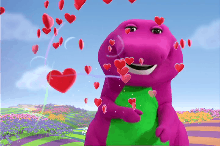 The Man Who Played Barney The Dinosaur Has Finally Revealed Himself