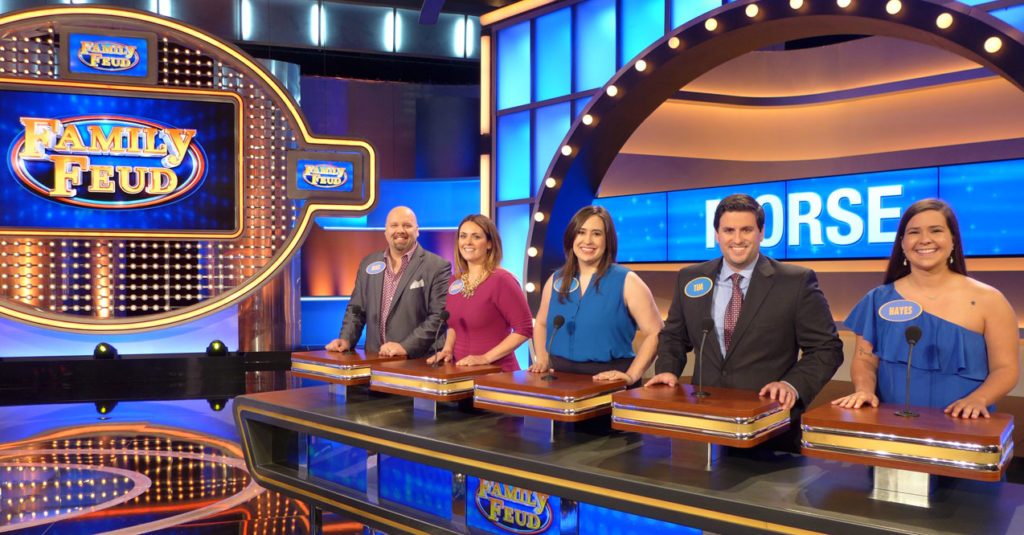 Astonishing Behind-The-Scenes-Secrets of Family Feud | EternalLifestyle