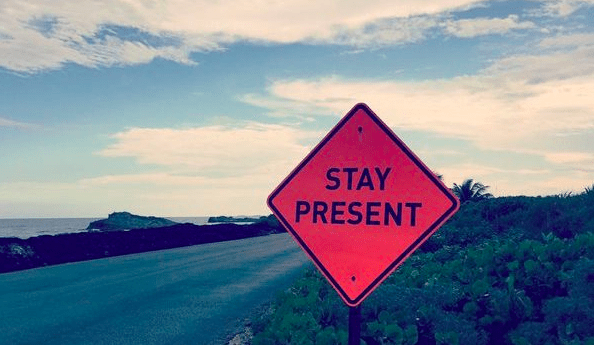 How To: Stay Present | EternalLifestyle